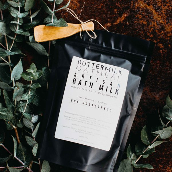 Artisan Bath Milk - Buttermilk Oatmeal