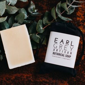 Botanical Bar Soap – Earl Grey