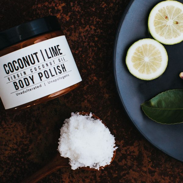 Coconut & Lime Body Polish