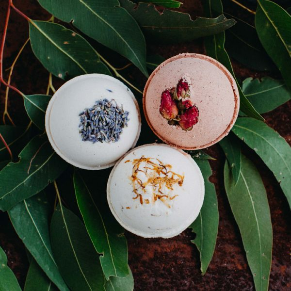 The Soapstress Bath Bombs