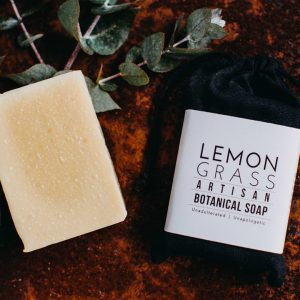 Botanical Bar Soap - Lemongrass