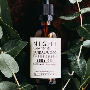 Body Oil - Night
